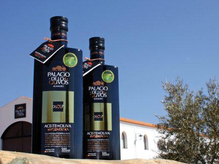 Botellas Palacio de los Olivos